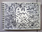 AWESOMENESS Doodles