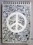 PEACE Doodles