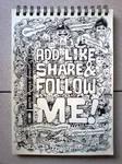 Add, Like, Share and Follow Me!!!