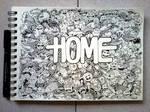 DOODLE ART: HOME