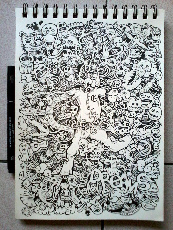 DOODLE ART: LOVE Doodles by kerbyrosanes on DeviantArt