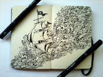 MOLESKINE DOODLES: Journey