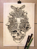 Commissioned Work: FEAST by kerbyrosanes