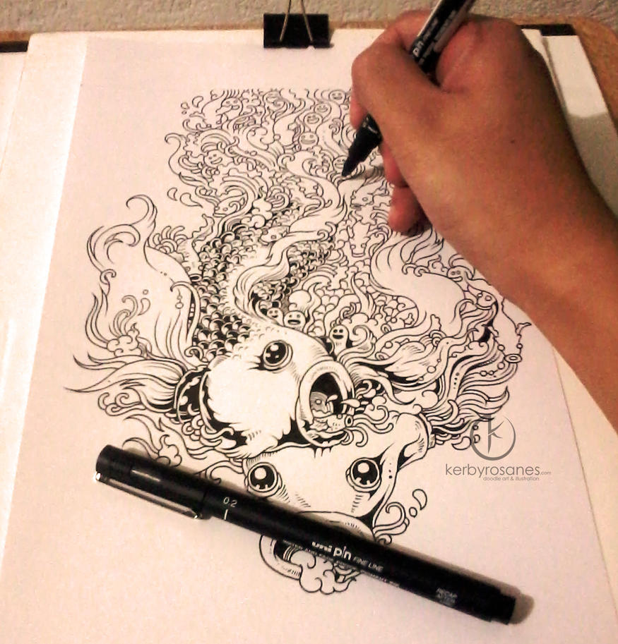 WORK IN PROGRESS by kerbyrosanes