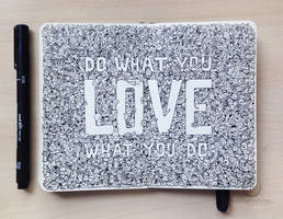 MOLESKINE DOODLES: Do What You LOVE