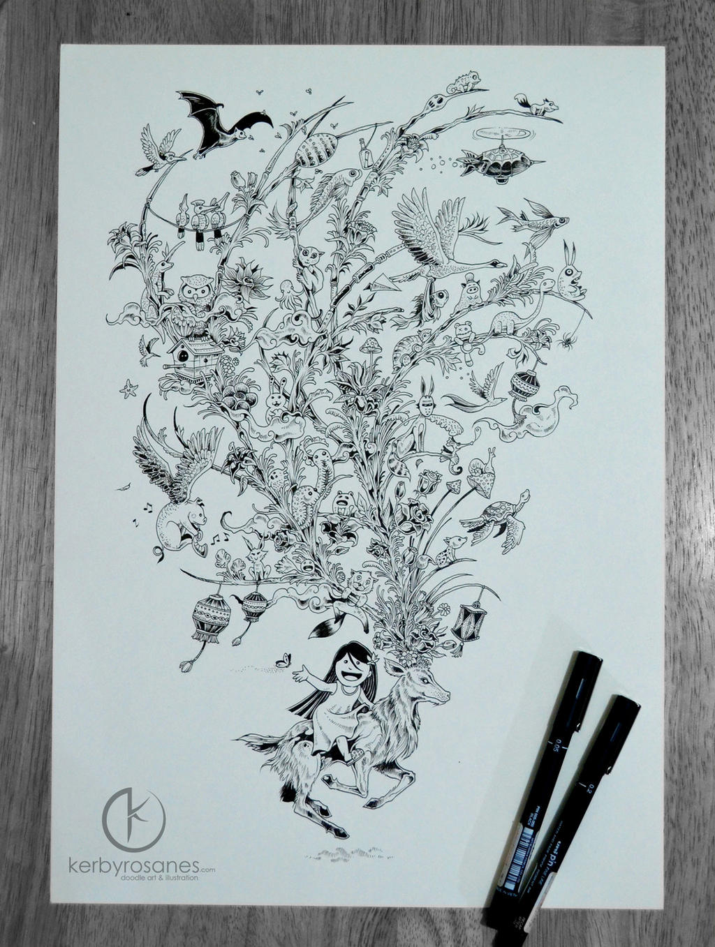 MIGRATION by kerbyrosanes