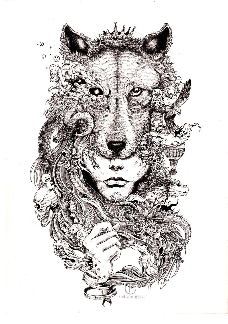 CORONATION By Kerbyrosanes Commissioned