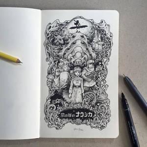 Kaze no Tani no Naushika