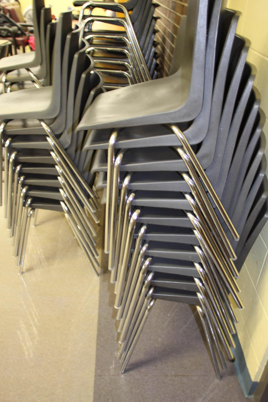 Repetition - Chairs by insanity-pillz