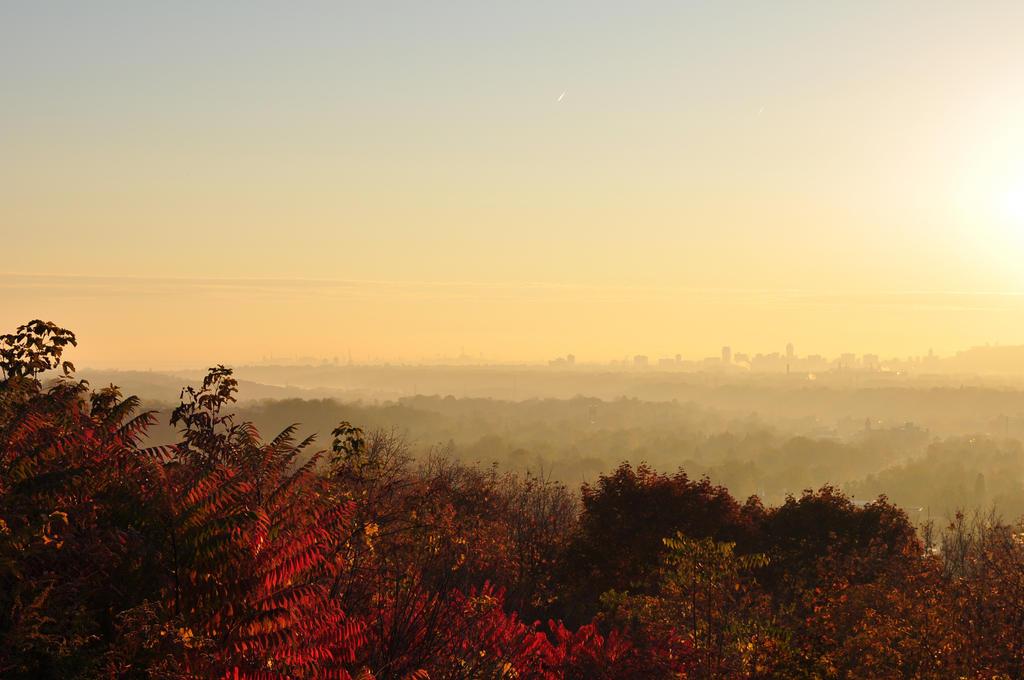 View of Hamilton from Dundas 2012 by insanity-pillz