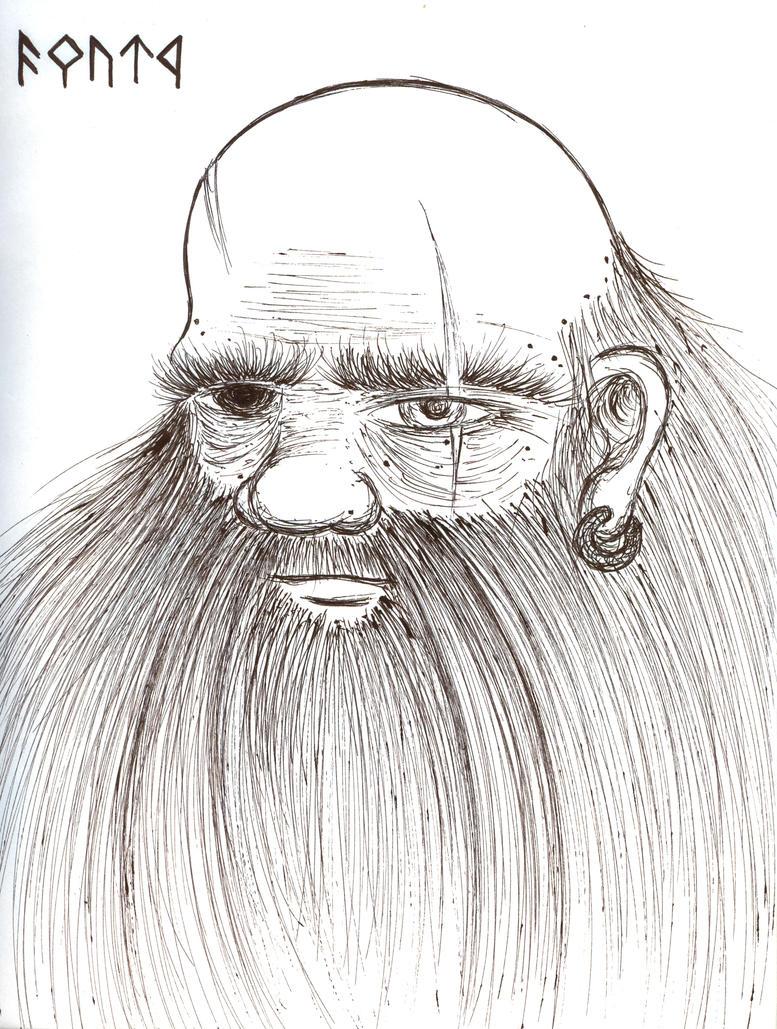 Myth - Dwarf by insanity-pillz