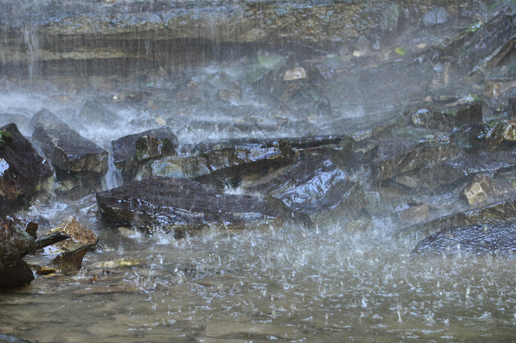 Base of the Waterfall - 2013 by insanity-pillz