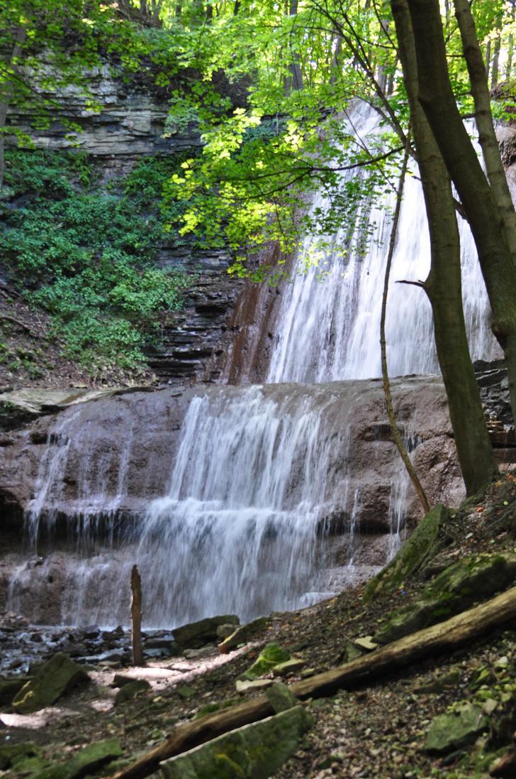 Secret Waterfall - 2013 by insanity-pillz
