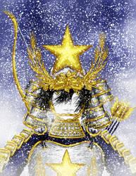 Sapporo CANvas Contest Entry - Ice Cold Samurai