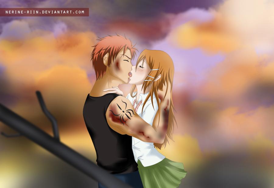 Beelzebub Romance Thread - Page 2 __toujou_x_shizuka___by_nerine_riin-d4xen4m