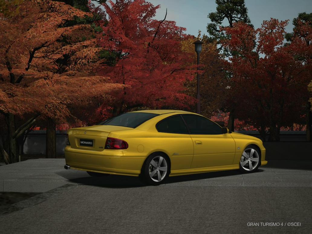 Holden Monaro rear by ~rcracer