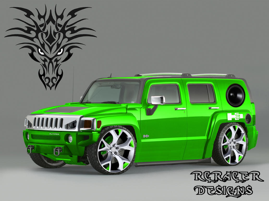 Dragon Hummer by rcracer on DeviantArt