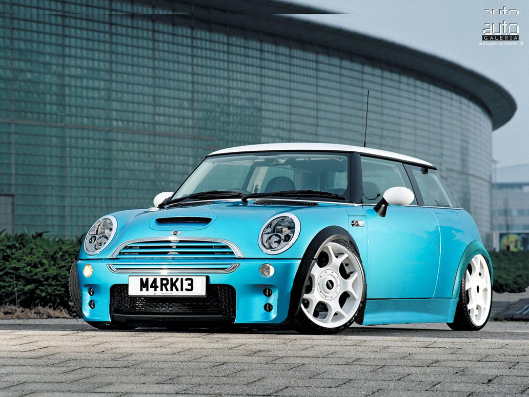 Mini Cooper S By Rcracer
