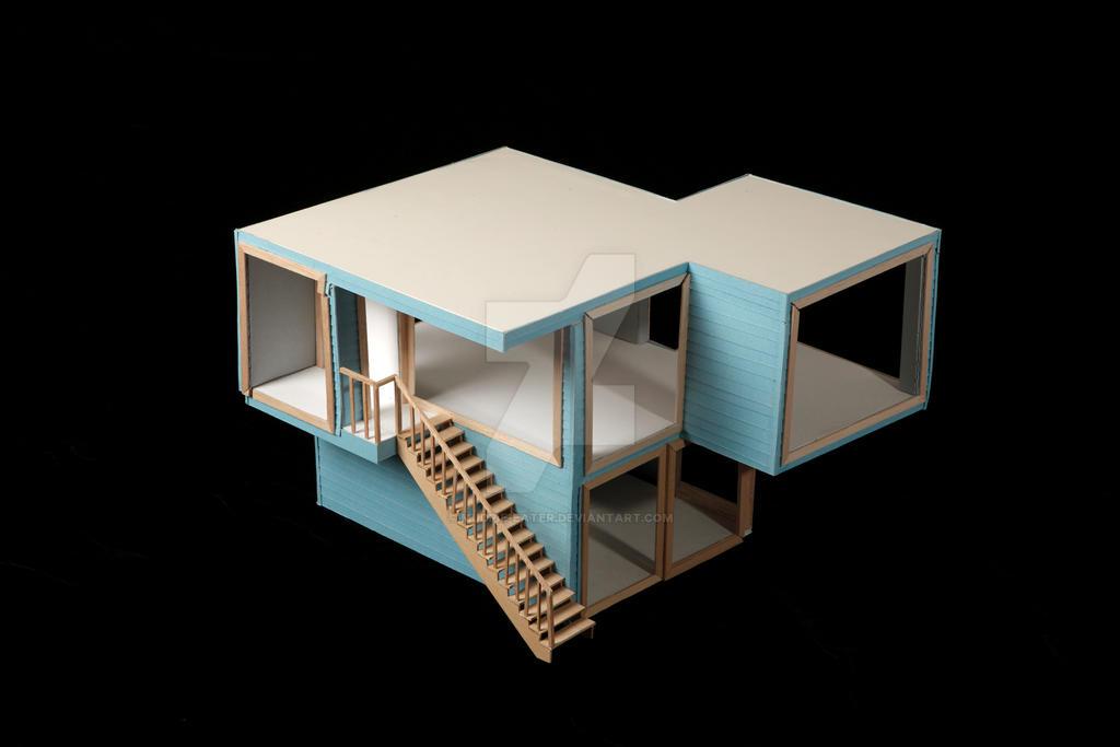 Interior Design Model by mudpieeater on DeviantArt