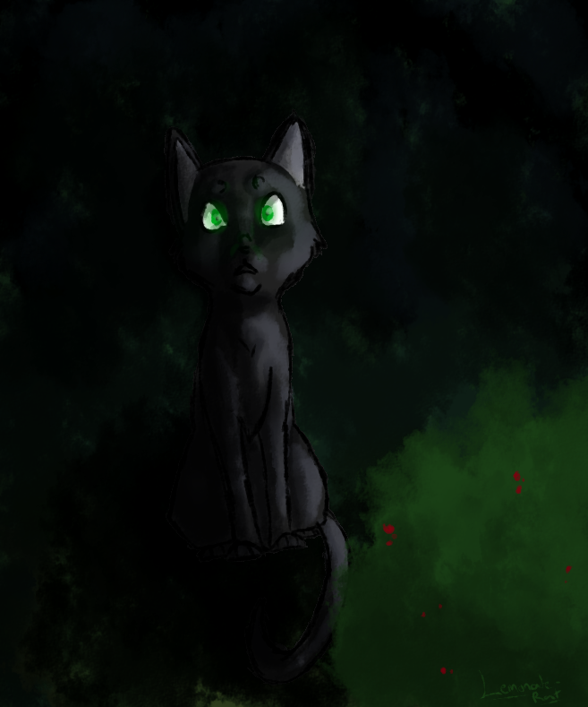 Hollyleaf by Lemonade-Rat