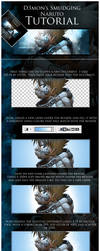 Naruto Smudge Tutorial by thekellz