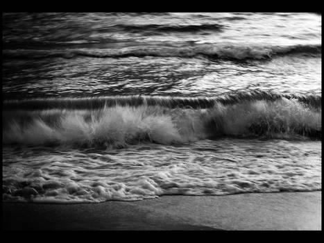 Lake Michigan Waves 2
