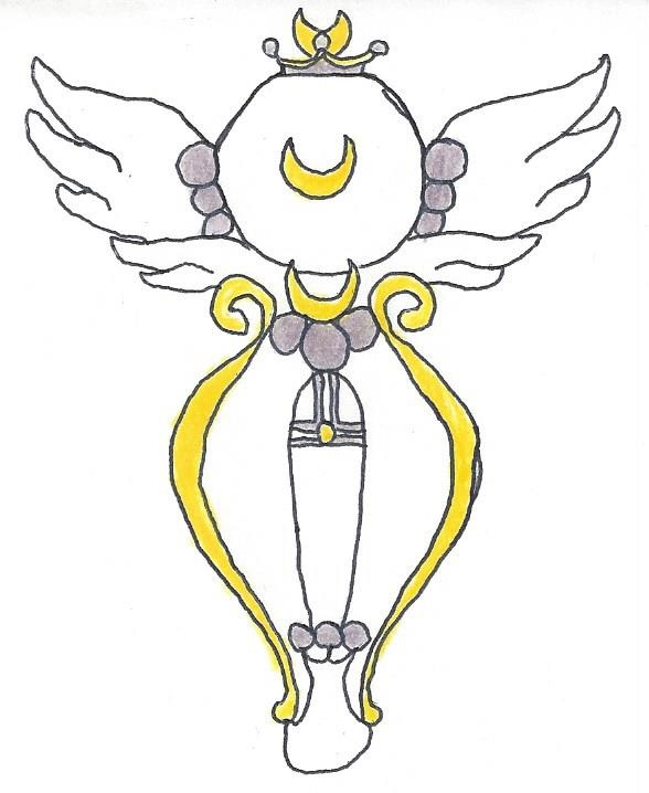 Sailor Moon Transformation Wands
