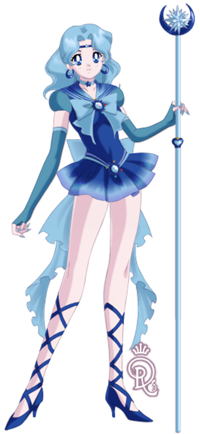 Sailor Destiny Blue by Sailor-girl1234