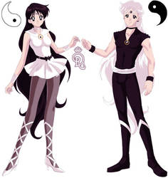 Silver Millennium Ying Yang by Sailor-girl1234