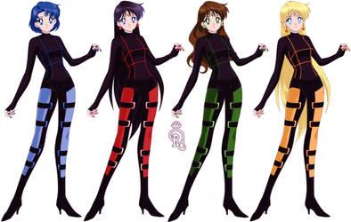 The Inner Senshi