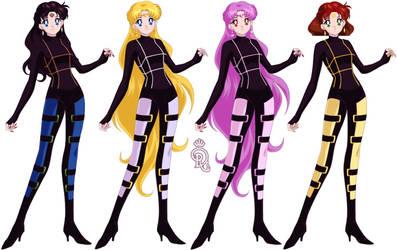 The Chosen Senshi
