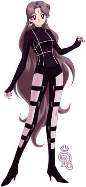 The Rebel Senshi