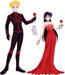 Royal Mars Couple