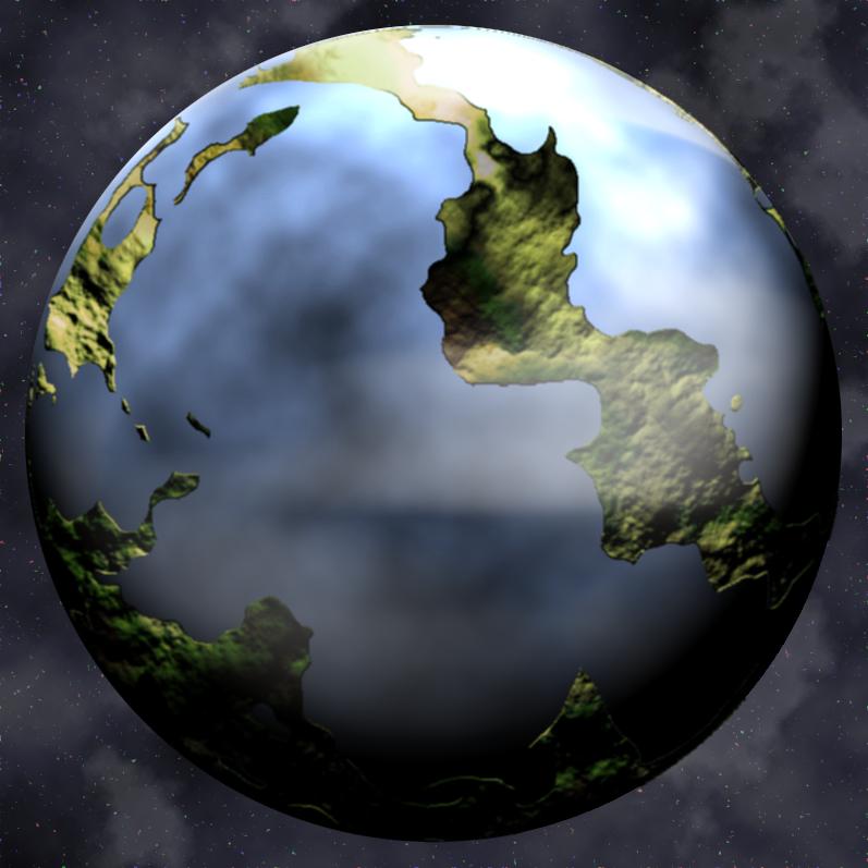 Pandora Planet A planet by lunatic-pandora-z