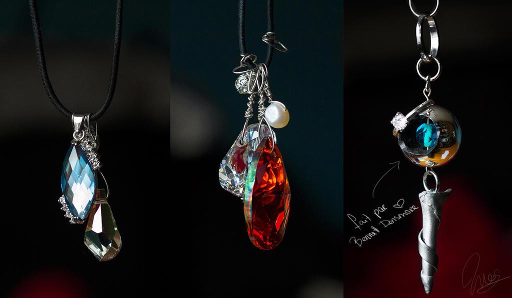 Serah Farron jewelery by xwickedgames
