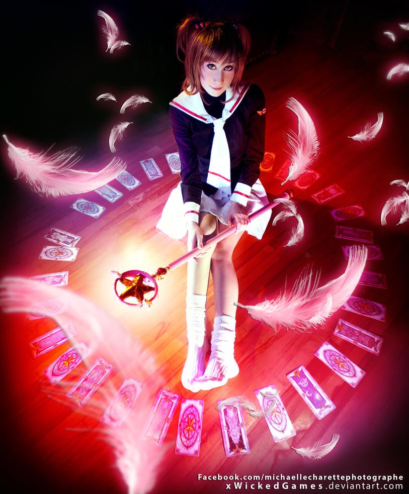 Card Captor Sakura by xwickedgames