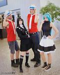 Soul Eater Genderbend group