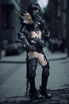 Aion Kunax armor set - Plate