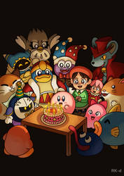 Kirby's Birthday Surprise
