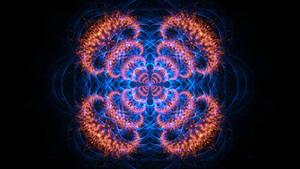 Electro-Fire Mandala