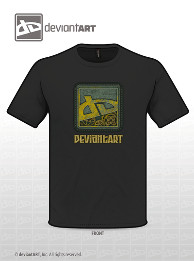 D-Battle- Steampunk'd v2 shirt by DarkObliveon