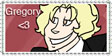 Gregory Stamp by Dreamwish