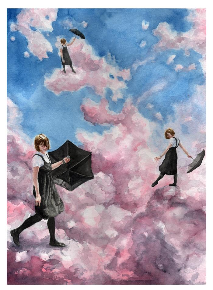 Walk Across The Sky by Dreamwish