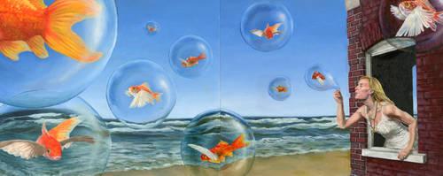 Bubble Dreams by Dreamwish