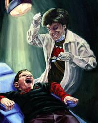 Dental Problems by Dreamwish