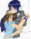 Reluctant Embrace -Rei X Elle-