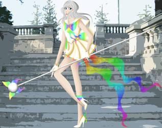 Sailor Rainbow Papillion MTS: R1