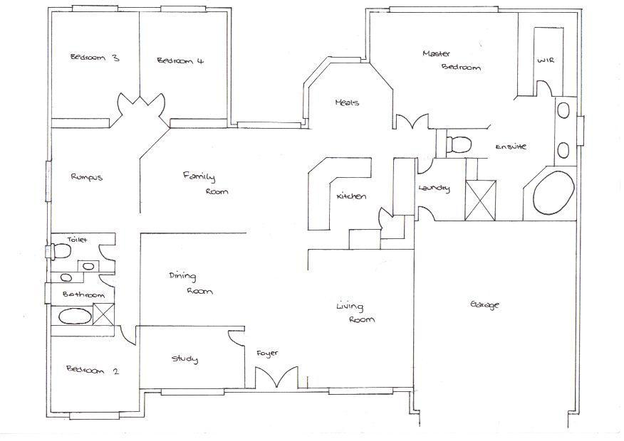 floor plan by punkstarr