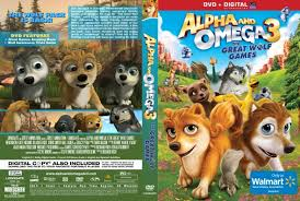 Alpha and Omega 3 The great wolf games by Lilly-omega12