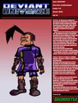 Deviant Universe: Dr. Shock by bogmonster
